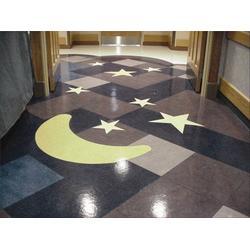 pvc地板拼接、pvc地板、格联塑业完美品质(图)图片