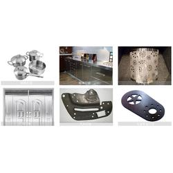 不锈钢激光切割机厂家-激光切割机-济南森峰(查看)图片