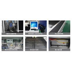 碳钢激光切割机,激光切割机,济南亮迅(查看)图片