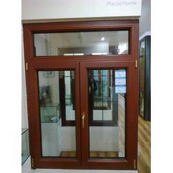 武汉铝木复合|恒通华昌|订做铝木复合窗图片