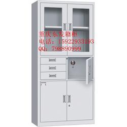 铁皮文件柜、重庆东发铁皮柜厂(已认证)、重庆文件柜图片