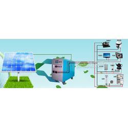 500W太阳能家庭发电系统,太阳能发电机图片