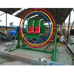 朔州三维太空环、永乐游乐设备、三维太空环厂家图片