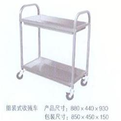 南阳三层餐车_优质南阳三层餐车_东岳厨具(优质商家)图片