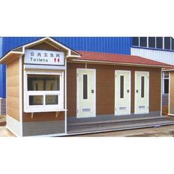 嘉美环保-漯河水冲式移动厕所厂家-河南移动厕所厂家图片