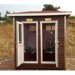 移动拖车型公厕,【嘉美环保】,甘肃移动拖车型公厕厂家直销图片
