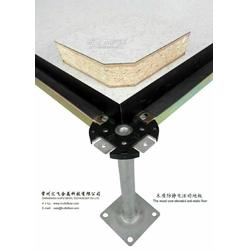 铝蜂窝防静电高架活动地板图片