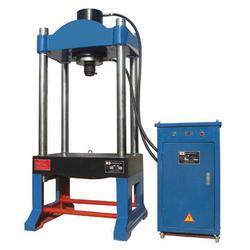 液压机_星科液压(已认证)_单动薄板冲液压机图片