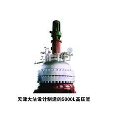 加氢反应釜报价-高压釜(在线咨询)加氢反应釜图片