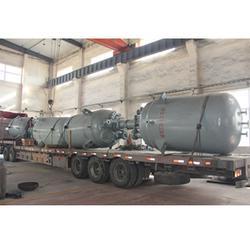 加氢反应釜-高压反应釜-500升加氢反应釜图片