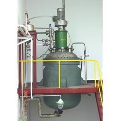 加氢反应釜设备-加氢反应釜-高压反应釜图片