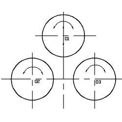 瑞力机床-卷板机-机械卷板机图片