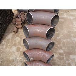 厂家供应20冲压弯头 焊接弯头 DN65 76图片