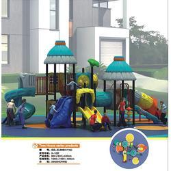 晋中滑梯|悠乐玩具教具|儿童室内滑梯图片