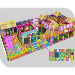 淘气堡 悠乐玩具教具 开个淘气堡要多少钱图片