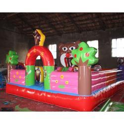 充气堡 悠乐玩具教具经销处(优质商家) 山西充气堡图片
