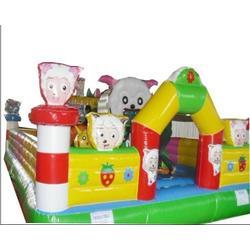 晋城充气城堡,儿童充气城堡租赁,悠乐玩具教具经销处图片