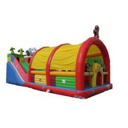 山西充气城堡_悠乐玩具教具经销处_儿童充气城堡报价图片