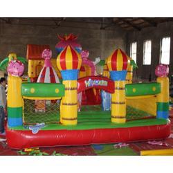 悠乐玩具教具经销处(图)、儿童蹦床厂家、儿童蹦床图片