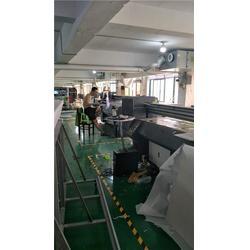 喷绘机公司-赛博星光高速平板机打印-平山赛博星光高速平板机图片