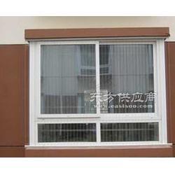 铝合金防盗网别墅纱窗安装公司图片