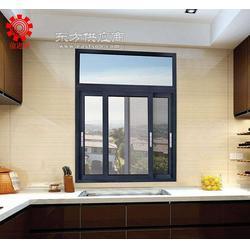 隔热门窗铝型材/前进95系列隔热推拉窗型材图片