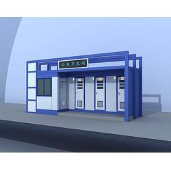 郑州移动公厕_郑州移动公厕生产_【恒景环卫】(优质商家)图片