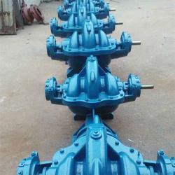 廊坊大口径双吸泵、广泰水泵、不锈钢双吸泵厂家图片