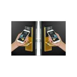 酒店锁,智能锁,微信门锁直供图片
