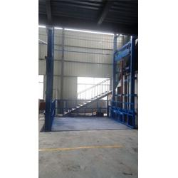 导轨式升降货梯,升降机—豪乾成(在线咨询),升降货梯图片