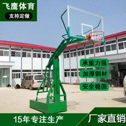 篮球架厂家直销 室外移动篮球架学校家用一件也是图片