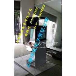 触摸全息柜24寸270度全息整机柜图片