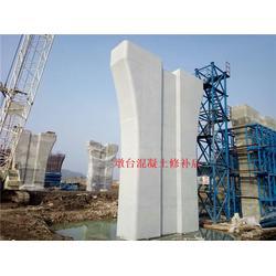 宏宇十二年施工经验-电厂防火墙混凝土色差处理图片