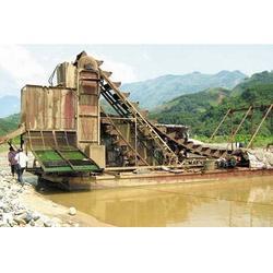 中国淘金机械出口,淘金机械,中凯矿沙机械好图片