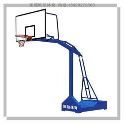 单柱蓝球架|中堂蓝球架|欧凯体育图片