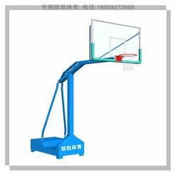 埋地篮球架供应商、洪梅埋地篮球架、欧凯体育图片
