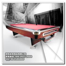 安徽美式桌球台_美式桌球台公司_欧凯体育(优质商家)图片