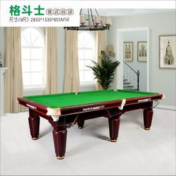 从化市台球桌-安装台球桌-台球案子厂家(优质商家)图片