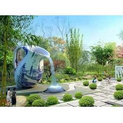 卓意景观设计(图)、硚口会所景观设计、景观设计图片