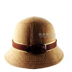 麻布新款韩版达人定型帽 麻纱布料舒适透气小礼帽外贸热销产帽厂图片