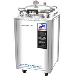 申安LDZX-50FBS不锈钢立式压力蒸汽灭菌器灭菌效果如何图片