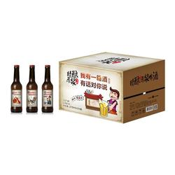 金稞精酿国产精酿啤酒-泰和诚-代县金稞精酿