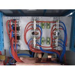 IGBT 节能型串联谐振中频电 济南中频电源 鼎福电炉图片