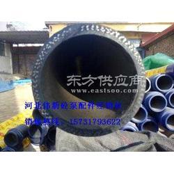 单头泵车胶管 布料机胶管 高压耐磨胶管图片