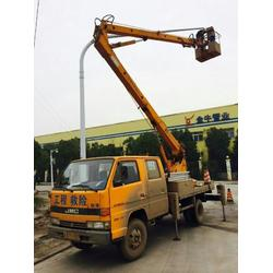 武汉峻英捷设备租赁 大型路灯车出租-公安县路灯车出租图片