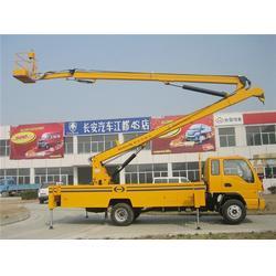 峻英捷设备租赁,武汉16米升降车出租,升降车出租图片