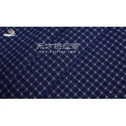 格子服饰面料F06119图片