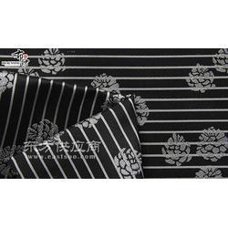 横条花服装面料F05670图片