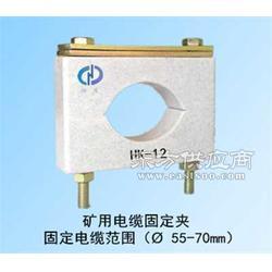 复合材料电缆固定夹HK-13,采用高强度BMC材料模压而成,具备超高的性价比图片