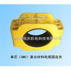 电缆固定夹、电缆固定夹型号FJGH-4,可固定100-120mm外径电缆图片